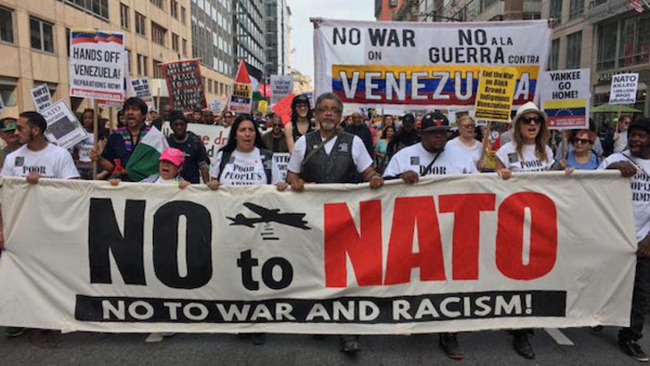 Hundreds-join-anti-NATO-march-through-U.S.-capital-in-revival-of-broad-antiwar-movement